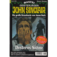 Bastei John Sinclair Nr.: 1289 - Dark, Jason: Desteros...