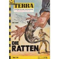 Moewig Terra Nr.: 289 - Mahr, Kurt: Die Ratten Z(2)