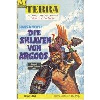 Moewig Terra Nr.: 451 - Kneifel, Hans: Die Sklaven von Argos Z(1-2)
