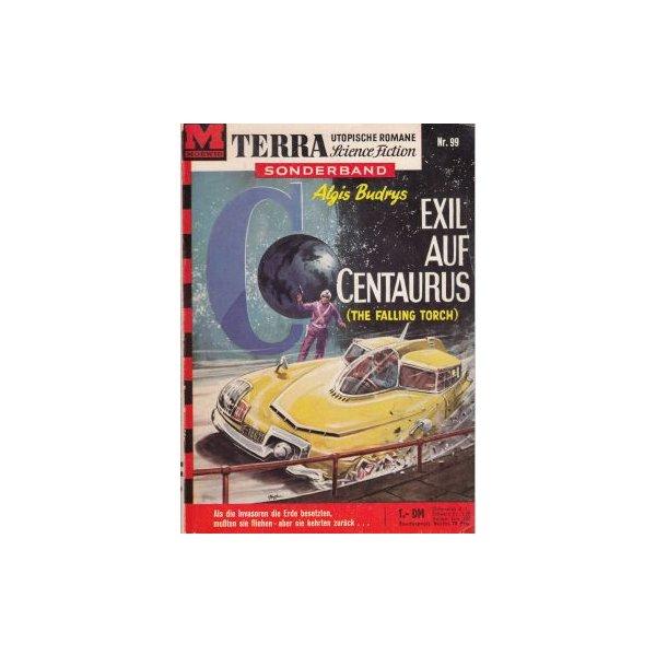 Moewig Terra Sonderband Nr.: 99 - Budrys, Algis: Exil auf Centaurus Z(2)