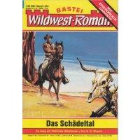Bastei Bastei Wildwestroman Nr.: 1343 - Sharon, H.S.: Das Schädeltal Z(1)