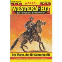 Bastei Western-Hit Nr.: 1237 - Carson, Alex: Der Fremde, der für Cameron ritt Z(1)