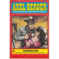 Kelter Axel Berger Nr.: 68 - Berger, Axel: Gezähmtes Blut Z(1)