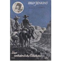 Uta Verlag Billy Jenkins Nr.: 60 - Nelson, Fred: Das unheimliche Fährhaus Z(2-3)