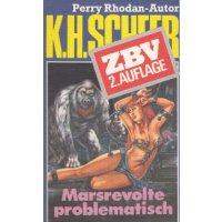 Moewig ZBV (1. Auflage) Nr.: 29 - Scheer, K. H.: Marsrevolte problematisch Z(1)