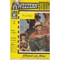Neuzeit Verlag Western-Story Nr.: 21 - Lloyd, Norman: Höllentrail nach Abilene Z(2)
