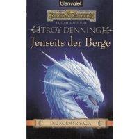 Blanvalet Verlag Fantasy TB Nr.: 24429 - Denning, Troy: Jenseits der Berge Z(1-2)