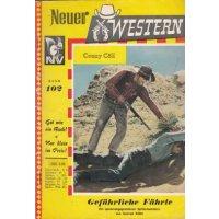 Neuzeit Verlag Neuer Western Nr.: 102 - Kölbl, Konrad: Gefährliche Fährte Z(2)