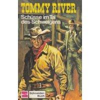 Franz Schneider Verlag Taschenbuch Nr.: 165 - Milani, Mino: Tommy River - Schüsse im Tal des Schweigens Z(1-2)