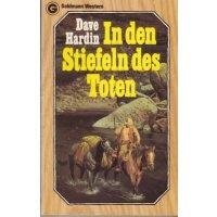Goldmann Western Nr.: 24102 - Hardin, Dave: In den Stiefeln des Toten Z(1-2)