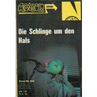 Neuzeit Verlag Action Krimi Norten Nr.: 306 - Kommissar Burkley: Schlinge um den Hals Z(1-2)