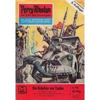 Moewig Perry Rhodan 2. Auflage Nr.: 18 - Darlton, Clark: Die Rebellen von Tuglan Z(2)