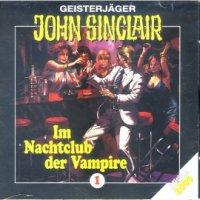 Lübbe Audio John Sinclair Nr.: 1 - Dark, Jason: Im Nachtclub der Vampire Z(1-2)