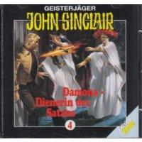 Lübbe Audio John Sinclair - Edition 2000 Nr.: 4 - Dark, Jason: Damona - Dienerin des Satans Z(1-2)