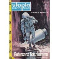 Pabel Utopia Nr.: 434 - Wollheim, Donald A.: Robinsons Nachkomme Z(1-2)