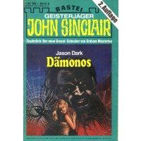Bastei John Sinclair 2. Auflage Nr.: 9 - Dark, Jason: Dämonos Z(1-2)