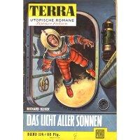 Moewig Terra Nr.: 114 - Oliver, Richard: Das Licht aller Sonnen Z(1)