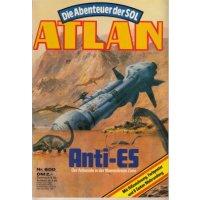 Moewig Atlan Nr.: 600 - Griese, Peter: Anti-ES (mit Poster) Z(1-2)