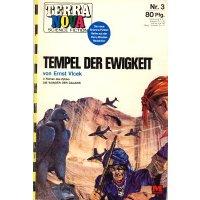 Moewig Terra Nova Nr.: 3 - Vlcek, Ernst: Tempel der Ewigkeit Z(1-2)