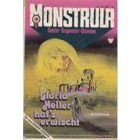 Kelter Monstrula Nr.: 35 - Richards, M. R.: Gloria Heller hat s erwischt Z(2)