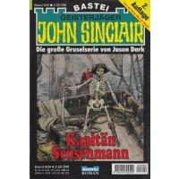 Bastei John Sinclair 2. Auflage Nr.: 609 - Dark, Jason: Kapitän Sensenmann Z(1-2)