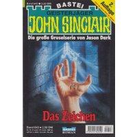 Bastei John Sinclair 2. Auflage Nr.: 643 - Dark, Jason: Das Zeichen Z(1-2)