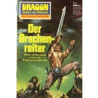 Pabel Dragon Nr.: 7 - Vlcek, Ernst: Der Drachenreiter Z(2)