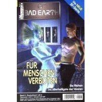 Bastei Bad Earth Nr.: 8 - Mehnert, Achim: Für Menschen verboten Z(1)