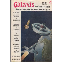 Moewig Galaxis Nr.: 8 - Diverse: Science-Fiction Magazin Z(2-3)