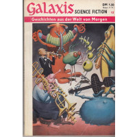 Moewig Galaxis Nr.: 15 - Diverse: Science-Fiction Magazin Z(2-3)