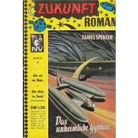 Neuzeit Verlag Zukunftroman Nr.: 2 - Spencer, James: Das unheimliche Gyrotaxi Z(1-2)