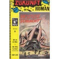 Neuzeit Verlag Zukunftroman Nr.: 8 - Burke, Jonathan: Die letzte Schlacht Z(1-2)
