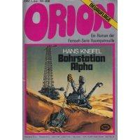 Moewig Orion Nr.: 28 - Kneifel, Hans: Bohrstation Alpha Z(2)