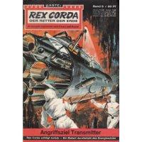 Bastei Rex Corda Nr.: 6 - Wegener, Manfred: Angriffsziel Transmitter Z(2)