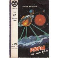 Zauberkreis Z-Exklusiv Nr.: 87 - Berning, Frank: Utopia - Die neue Welt Z(2-3)