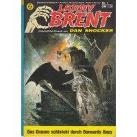 Zauberkreis Larry Brent Nr.: 1 - Shocker, Dan: Das Grauen schleicht durch Bonards Haus Z(3)