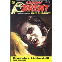 Zauberkreis Larry Brent Nr.: 13 - Shocker, Dan: Draculas Liebesbiss Z(1)