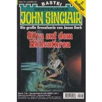 Bastei John Sinclair 2. Auflage Nr.: 718 - Dark, Jason: Silva auf dem Höllenthron Z(1-2)