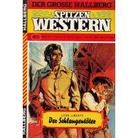 Hallberg Verlag Der große Hallberg Spitzenwestern 1 Nr.: 1 - Liberty, Lone: Der Schlangentöter Z(2)