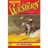 Kelter Kelter Western Nr.: 343 - Wells, Frank: Die Banditenjäger Z(1)