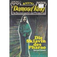 Bastei Damona King Nr.: 11 - Graves, Vernon: Die Sklavin des Pharao Z(2)