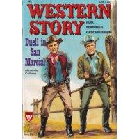 Kelter Western Story 1 Nr.: 1 - Calhoun, Alexander: Duell in San Marcial Z(1-2)