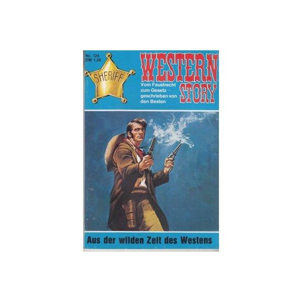 Kelter Western Story 1 Nr.: 124 - Nagel, H. C.: Texasbrigade Z(1-2)
