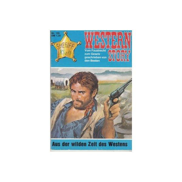 Kelter Western Story 1 Nr.: 128 - Calhoun, Alexander: Treffpunkt roter Wölfe Z(1-2)