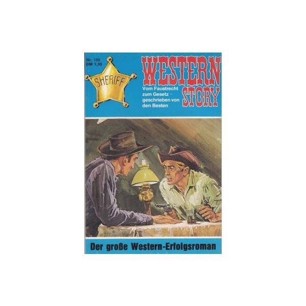 Kelter Western Story 1 Nr.: 135 - Barner, G. F.: Ein Leben zuviel Z(1)