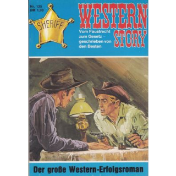 Kelter Western Story 1 Nr.: 135 - Calhoun, Alexander: Treffpunkt roter Wölfe Z(1-2)