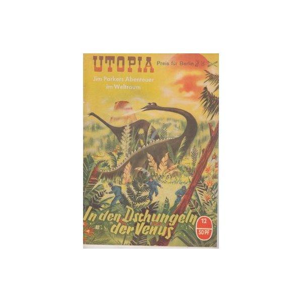 Pabel Utopia Nr.: 12 - Tjörnsen, Alf: In den Dschungeln der Venus Z(2)