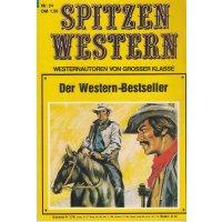 Kelter Spitzen Western Nr.: 24b - Barner, G.F.: Terror in Dert Hill Z(1-2)