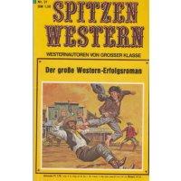 Kelter Spitzen Western Nr.: 37b - Overholser, Wayne D.: Ein Kämpfer Z(1-2)