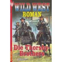 Kelter Wild West Roman Nr.: 17b - Wego, G.F.: Die Thorsby-Brothers Z(1)